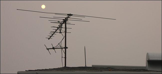 """Fractal"" Homemade Antenna"