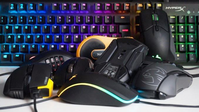 The Best Gaming Keyboard and Mouse