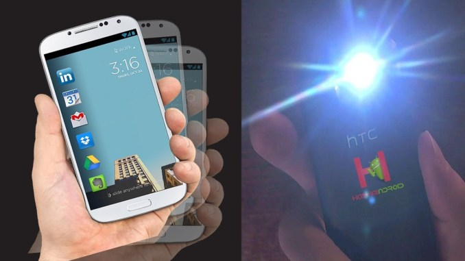 How to Turn Flashlight On and Off on Android and iPhone