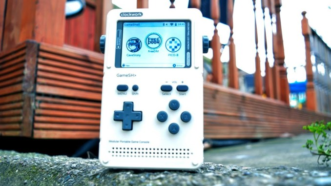 A GameBoy Kit Without The Raspberry Pi