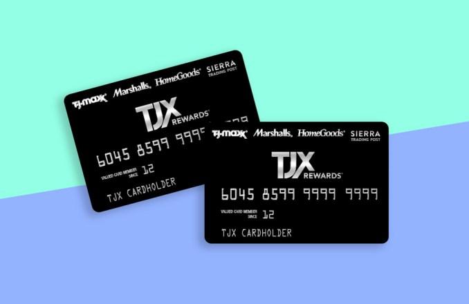 How the TJX Rewards Credit Card Works