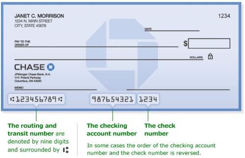 Chase Direct Deposit