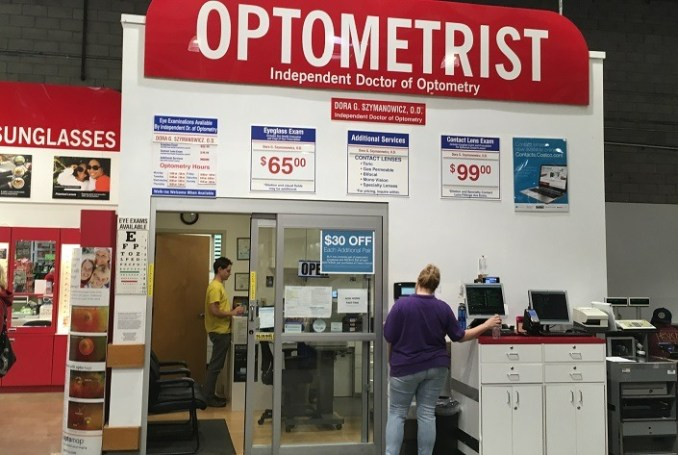 What is Costco Optical?