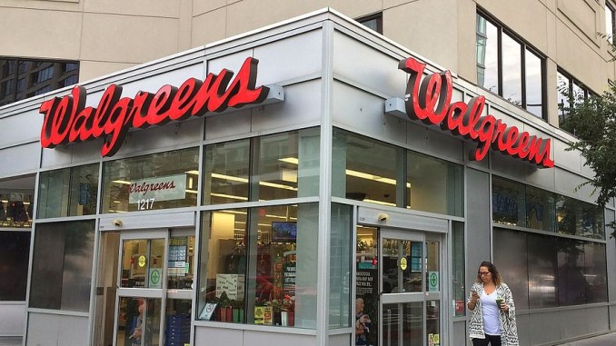 Duane Reade and Walgreens Fax Machine Services
