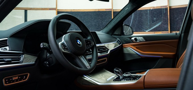 1. BMW Styling and Interior