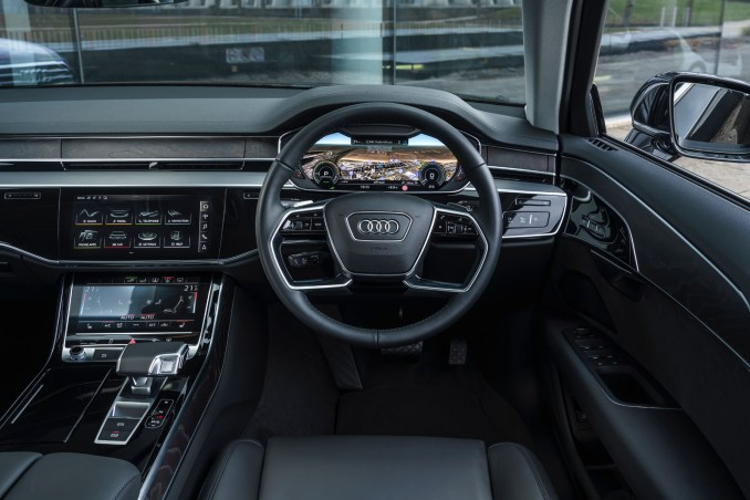 Audi Styling and Interior