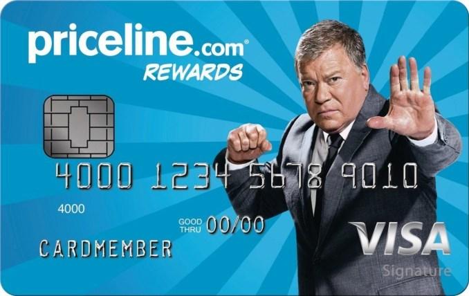 Priceline Rewards Visa ® Card - Barclays