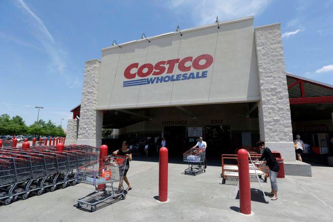 lost Costco card