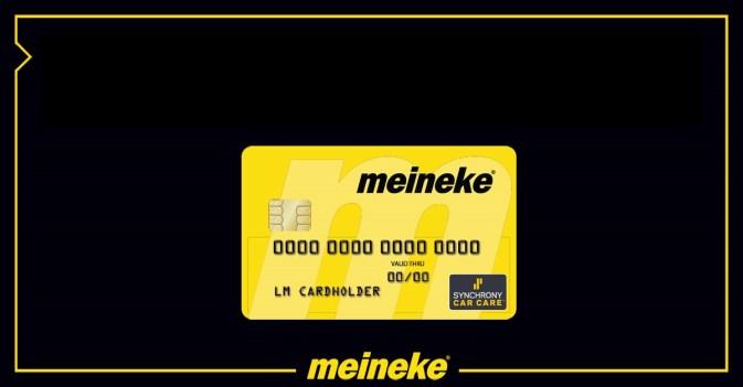 How to Login to Meineke Card Dashboard?
