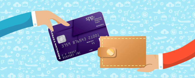 Starwood Preferred Guest American Express Credit Card 2021 Updates