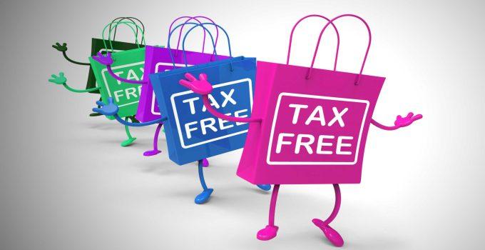 Sales Tax Holidays 2021