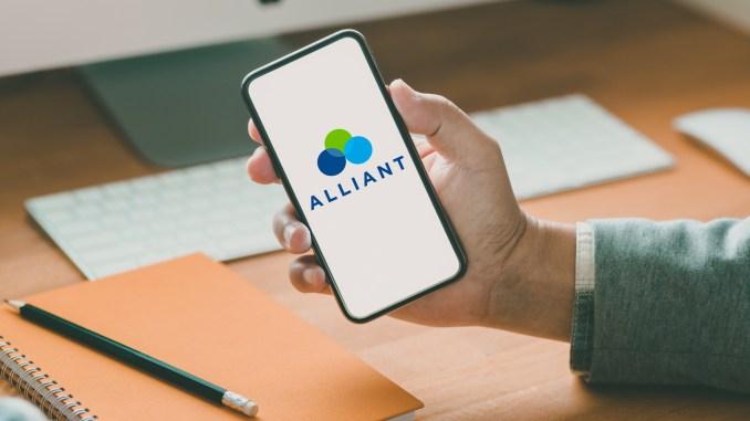 Alliant Credit Union Accounts