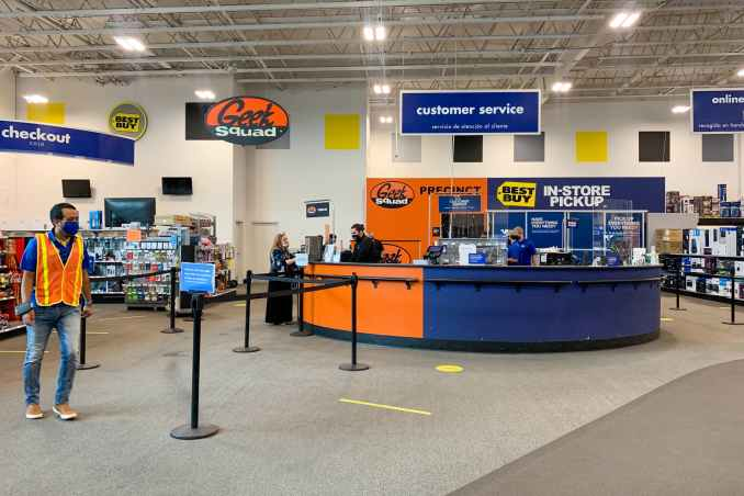 Getting a Best Buy Return policy for Returns