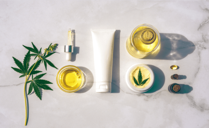 Types of CBD for  back pain