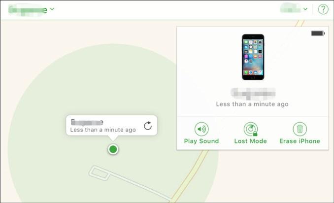 Unlock iPad with iCloud
