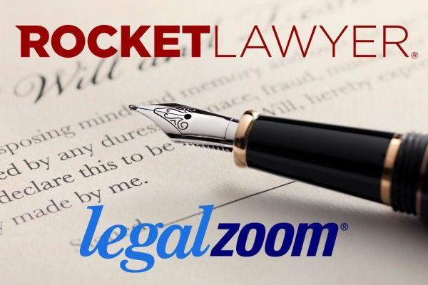 LegalZoom and RocketLawyer