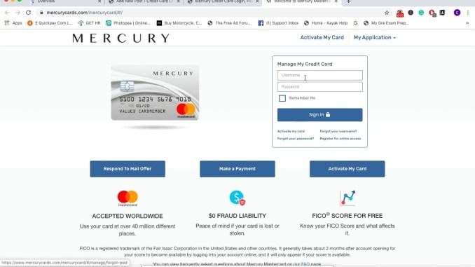 mercury credit card pros
