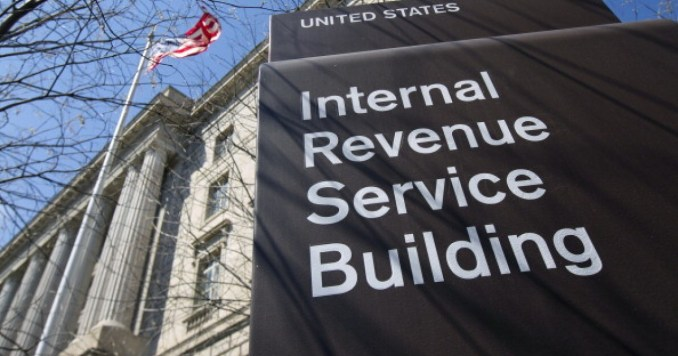 Alert the IRS