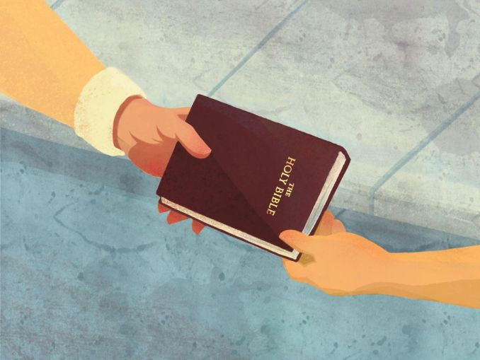 How to Get a Free Bible