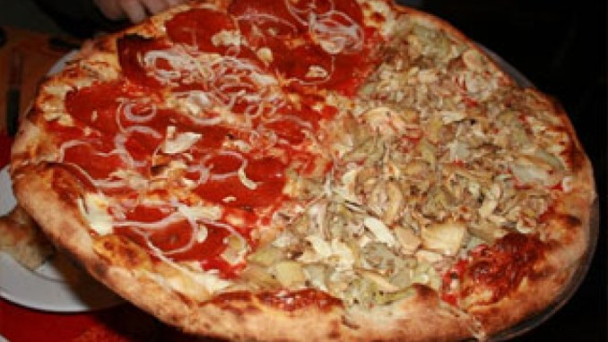 Black Sheep Coal Fired Pizza – Minneapolis/St. Paul, Minnesota