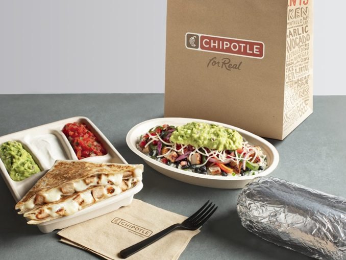 Chipotle Locations in the UK