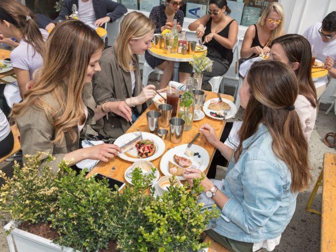 Restoran Pangsaéna pikeun Putus gancang Di Caket Anjeun di Amérika Serikat