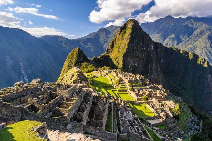 ruins around the world