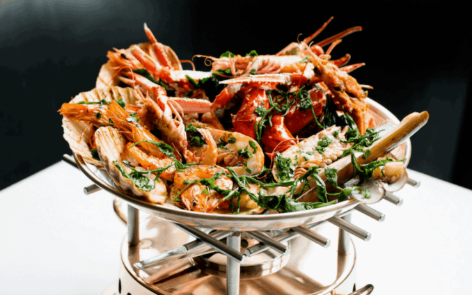 Best Seafood stores