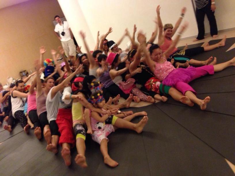 yoga pentru copii