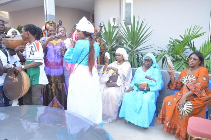 DSC_1629 (20 Photos) Marième Faye Sall débarque en fanfare au mariage de son fils
