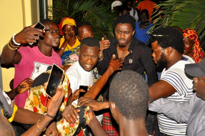 (14 Photos) Wally Seck chez Youssou Ndour, les temps forts