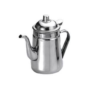 Cafetière en acier inoxydable - 1 Litre