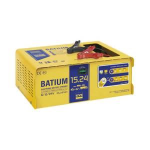 Chargeur de batterie automatique Abratools Batium 12/24 Volts