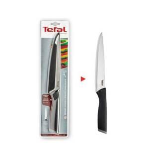 Couteau à trancher de 20cm en acier inoxydable Tefal Comfort K22137
