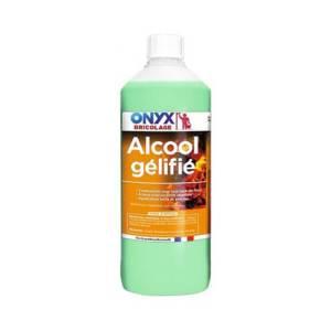 Alcool Gélifié 1Litre pour allumage tous types de feux - ONYX