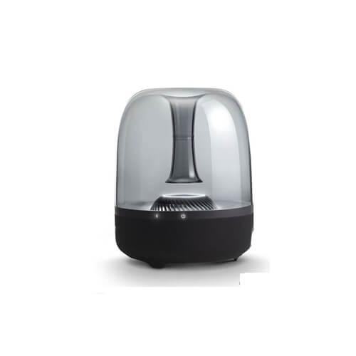 Enceinte de salon sans fil avec éclairage ambiant AURA STUDIO 2 - Enceinte Bluetooth