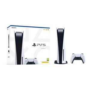PlayStation 5 Édition Standard avec 1 Manette Sans Fil DualSense - SONY