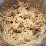 Homemade Dog Biscuit Dough