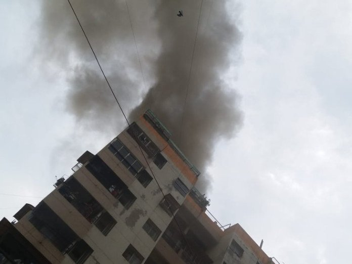 /MGUJ-AHM-HMU-LCL-fire-breaks-in-shreeji-tower-near-himalaya-mall-fire-bridged-reached-on-spot-gujarati-new