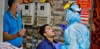 સોમવારે, કોરોના ચેપના મૃત્યુઆંક 197 નોંધાયા હતા, જ્યારે રવિવારે, કોરોનાને કારણે 213 લોકોનાં મોત નીપજ્યાં હતાં.