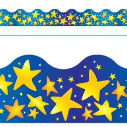Borde de Diseno STAR BRIGHTS