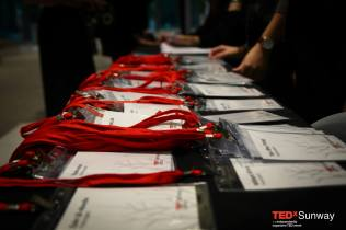 Participants of Sunway TEDx Club Launch