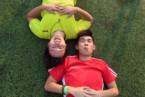 Chris and Yu
