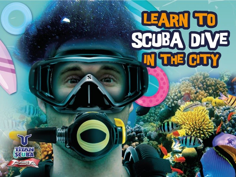 Scuba Diving in the City