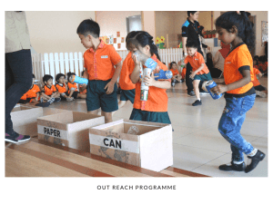 Out Reach Programme