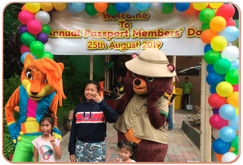 Annual Passport Member's Day