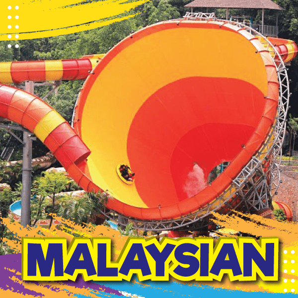 Malaysian Admission Ticket