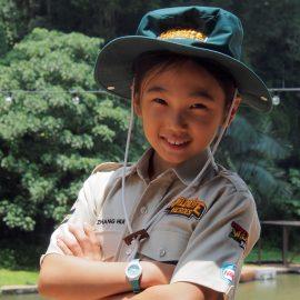 Wildlife Heroes Zhang Hui