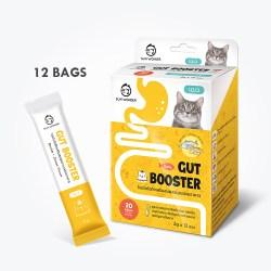 SUN WONDER โพรไบโอติกเสริมสมดุลระบบย่อยอาหาร สำหรับแมว 12 ซอ