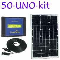 solar panel kit for motorhome
